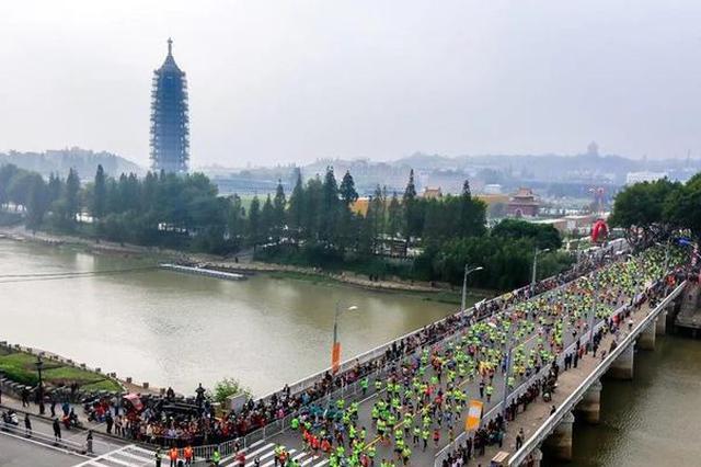 南京马拉松11月10日开跑 143条公交线路临时调整