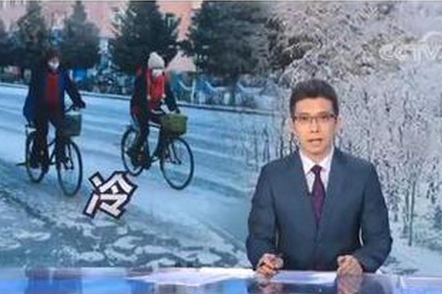 朱广权遇上降温:想劝天气重抖擞 天气对你大声吼