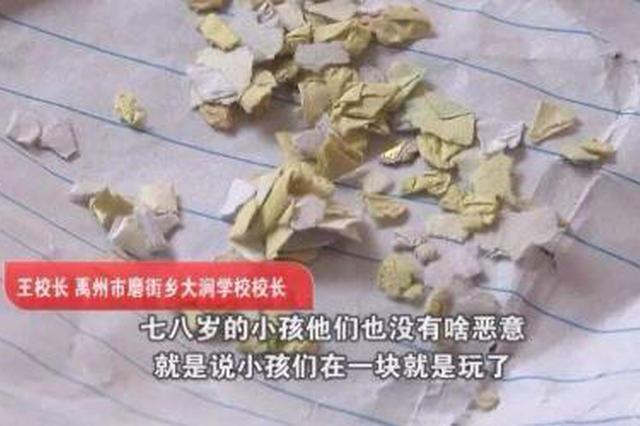"""河南禹州再通报""""女孩眼内被塞纸片"""":成立调查组深入调查"""