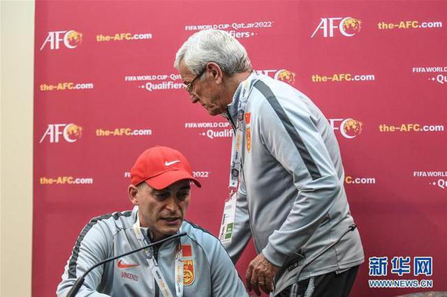 中国足协接受里皮辞职请求 将重组男足国家队