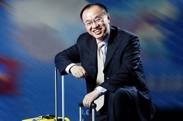 2019中国新经济人物评选:同程旅游董事长吴志祥