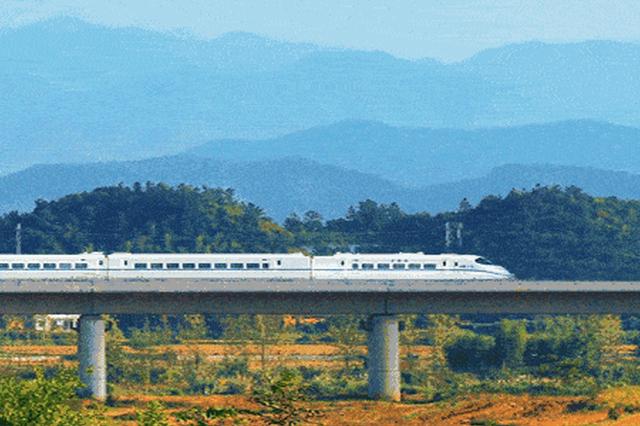 不用换乘!南京到阜阳、亳州等地首通高铁