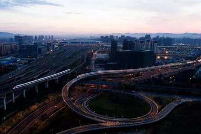 今年底安徽江苏将分别实现市市通高铁、市市通动车