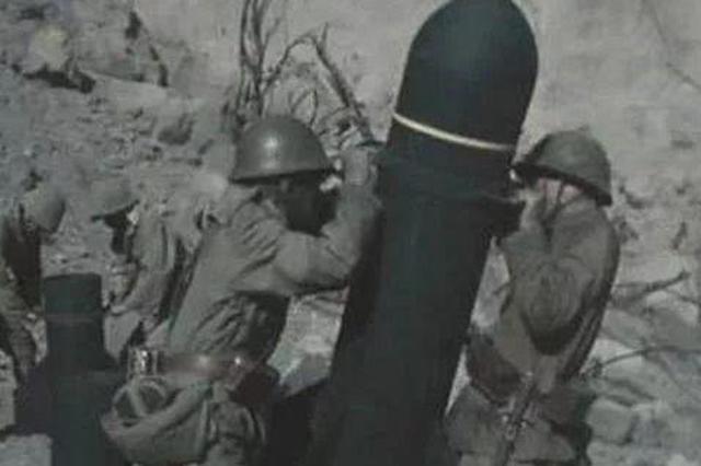 """江苏一工地挖出39枚迫击炮弹 炮弹标有""""民国34年"""""""