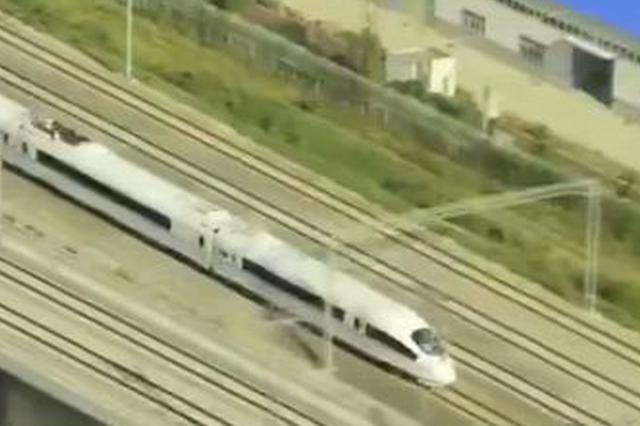 新列车运行图:南京站日均开行旅客列车超1000列