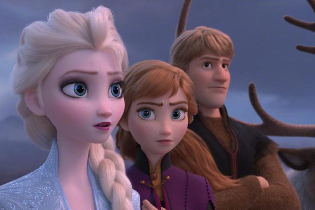北美票房:《冰雪奇缘2》破13亿美元创动画片票房新纪录