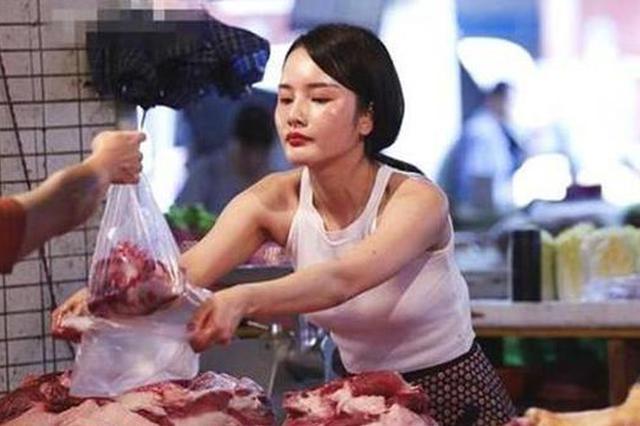 2019年全年猪肉产量4255万吨 下降21.3%