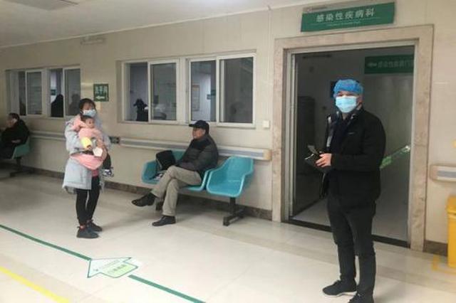 武汉市卫健委:新型冠状病毒感染的肺炎病例新增17例