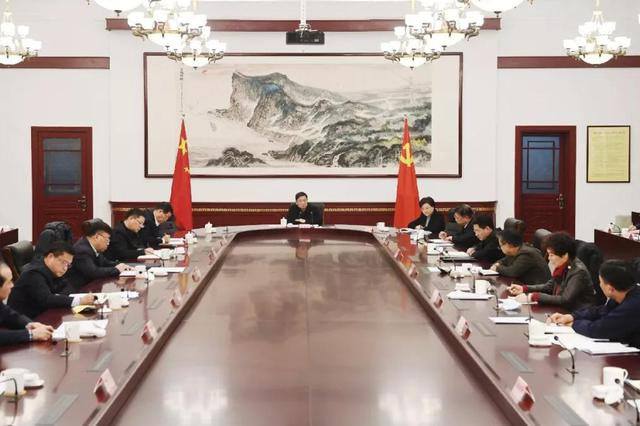 南京市委常委会部署疫情防控:坚决做到七个一律、五个确保!