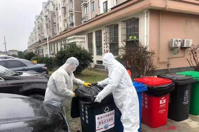 专人专线 定时收运 南京累计焚烧处理废弃口罩近5吨