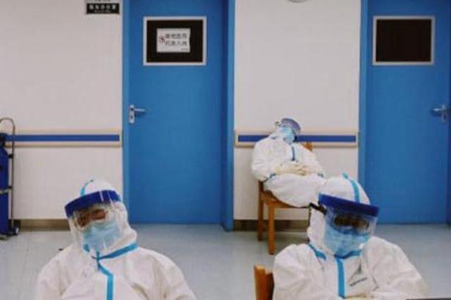 """他们的睡姿让人心疼!向战""""疫""""最前线的医护人员致敬"""