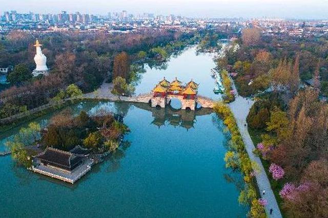 江苏扬州2019年度GDP超越盐城,增长6.8%