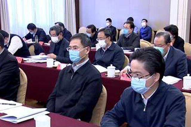 镇江市委书记惠建林已升任江苏省政府党组成员