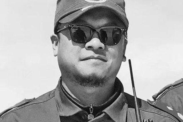 苏州蓝天救援队员许鹏在运送物资途中遇车祸逝世