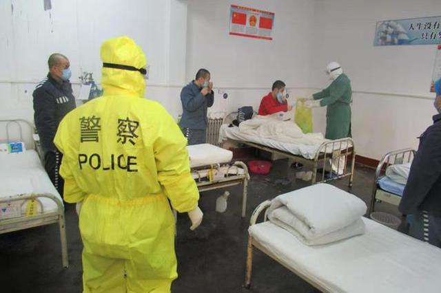 鄂鲁浙5监狱发生聚集性疫情:11名领导干部被免职
