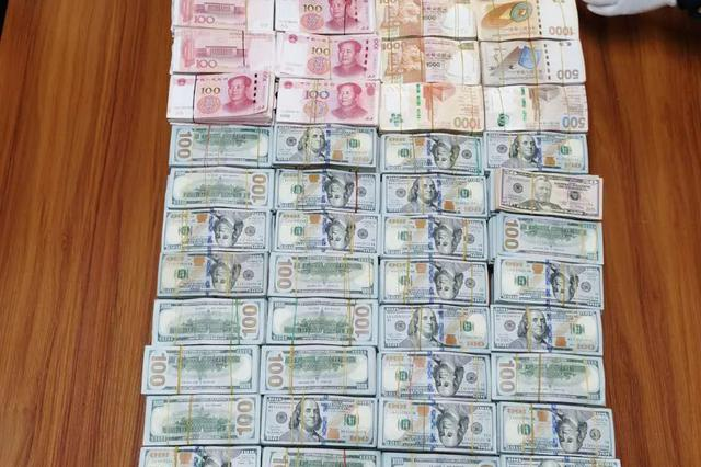 要素过多!南京警方缴获现金1900余万,嫌犯曾上过《今日说法