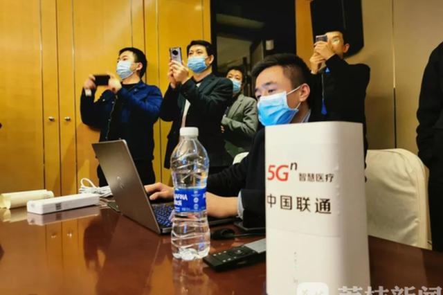 """江苏为啥能高频、定时更新省内企业复工情况?""""两化融合""""彰"""