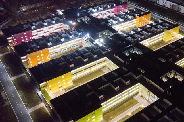北京小汤山医院启用 设千张床位
