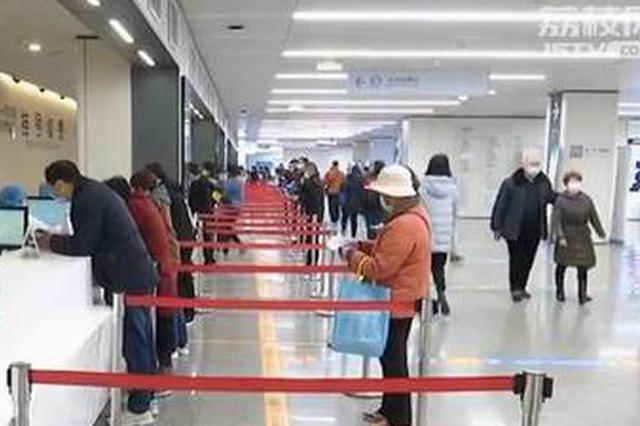 南京市日常诊疗服务已全面恢复 看病请先预约!