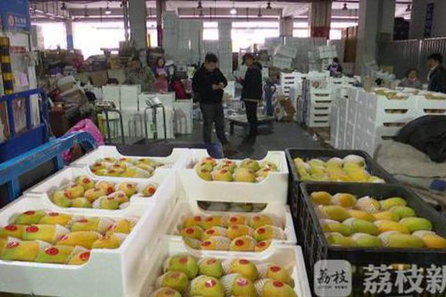 水果、蔬菜大量上市 价格同比下跌明显
