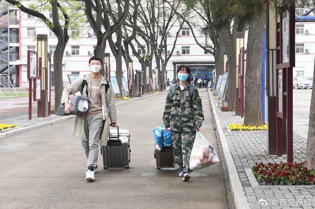 今日起,江苏高三、初三年级陆续返校开学