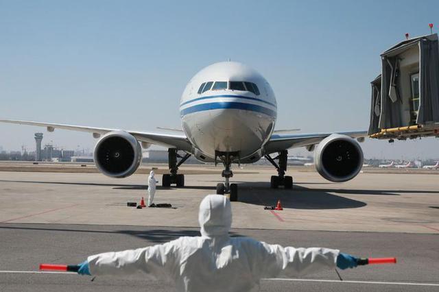 民航局:国际客运本周计划航班仅108班 仅为疫情爆发前1.2%