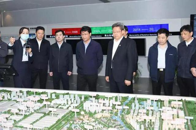"""江阴昆山互取经 县域经济耀眼""""双子""""最看中对方什么?"""