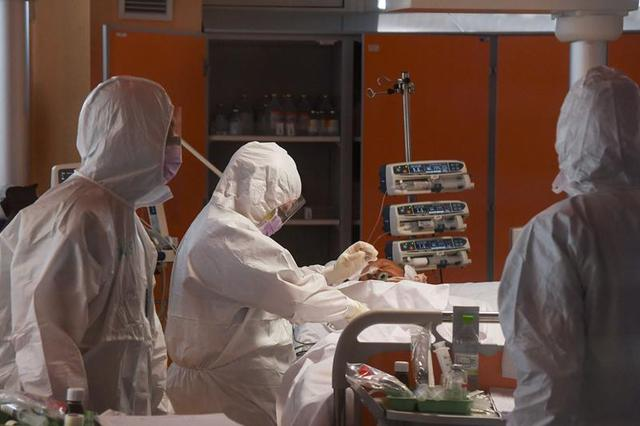 意大利69名医生死于新冠肺炎 约一万名医务人员感染