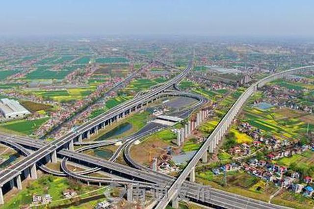沪通铁路4月中旬将迎联调联试 预计7月份具备开通条件