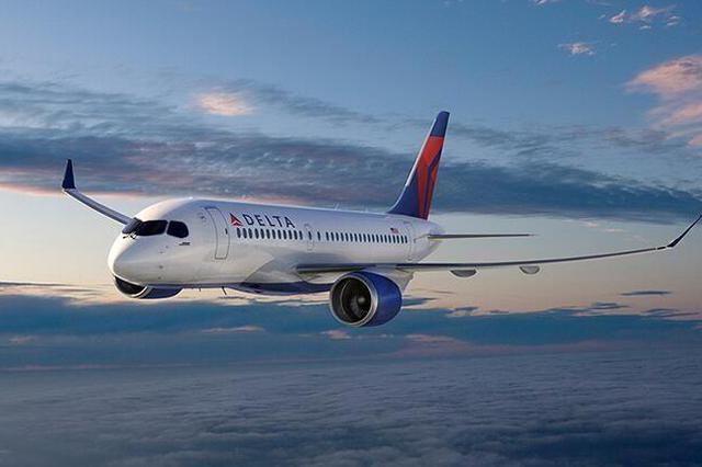美国达美航空预计营收骤降九成,每天支出6000万美元