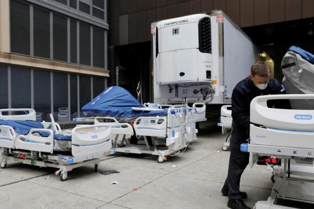 美国新冠肺炎确诊病例增至270473例