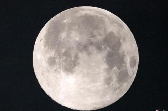 全年最大超级月亮4月8日上演 中国各地均可观赏