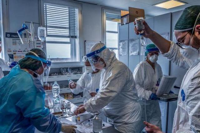 全球累计死亡病例逾7万 世卫:中国疫情进入缓解阶段