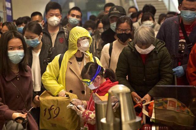 4月8日零时 武汉75个公路出城管控卡点全部撤除
