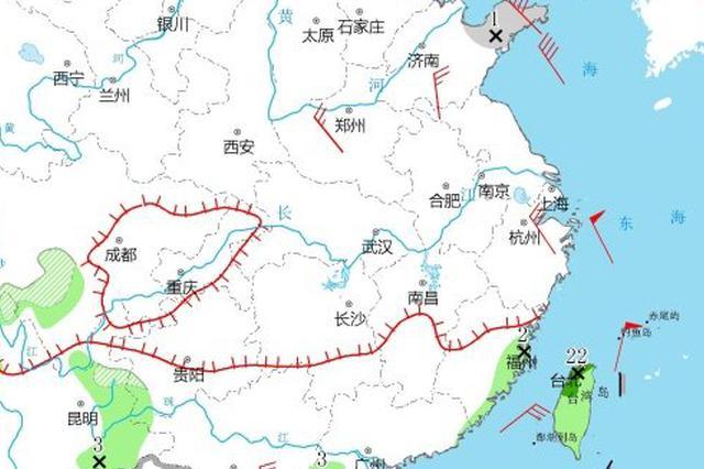 晴热再次登上天气舞台 江苏最高气温缓慢回升至25℃
