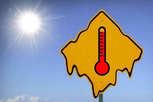 江苏气温未来节节攀升 最高气温将飙至35℃