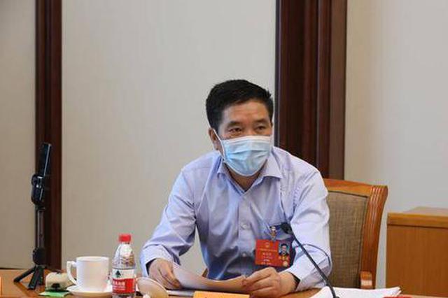 全国人大代表陆永泉:建议建设青盐高铁,尽快开工通苏嘉甬高