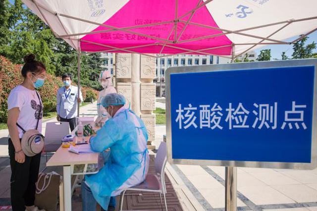 武汉集中核酸检测查缺补漏 对特殊群体可上门采样