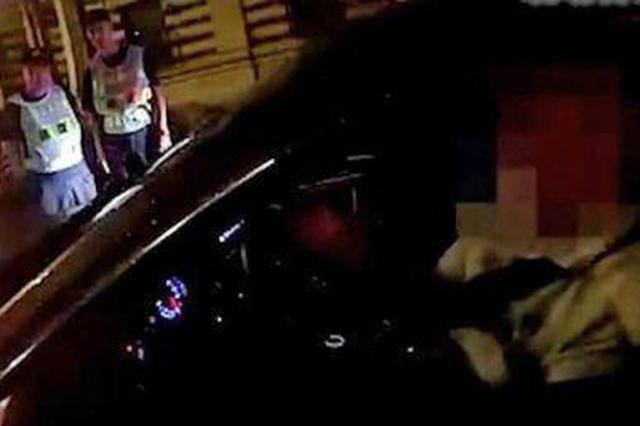 女子凌晨豪车内被绑:嫌犯称其长得像前女友想倾诉
