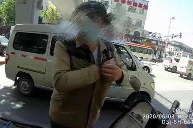 男子涉嫌持枪抢劫潜逃23年 因骑摩托未戴头盔被查落网