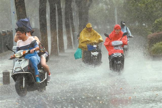 进入7月依旧梅完梅了 全省多分散性雷阵雨