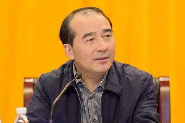 蒋跃建同志任中共南京市委委员、常委
