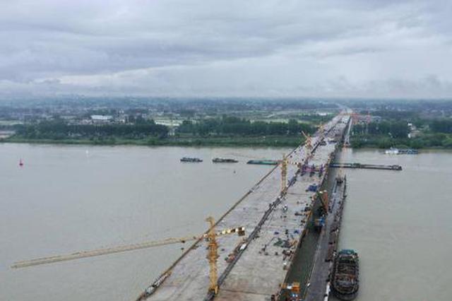"""全国首条""""未来高速""""半幅贯通,江苏13个重点交通工程最新进展来了"""