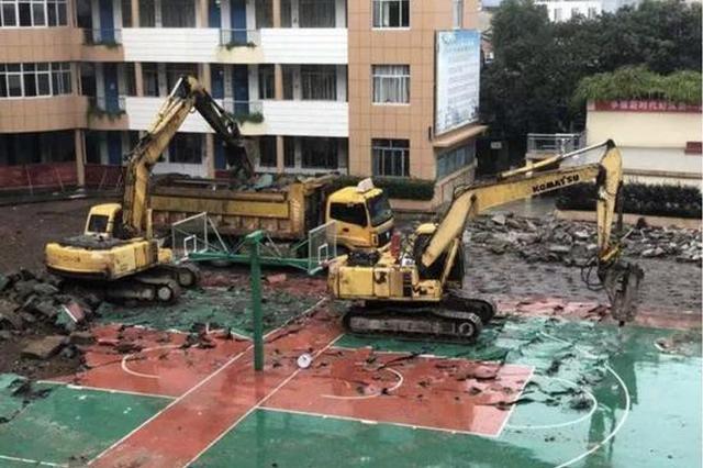 """浙江三门县小学""""毒跑道""""事件后续 公益诉讼已达成和解"""
