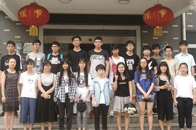 """全班31人14人考研成功 常州大学再现""""学霸班级"""""""