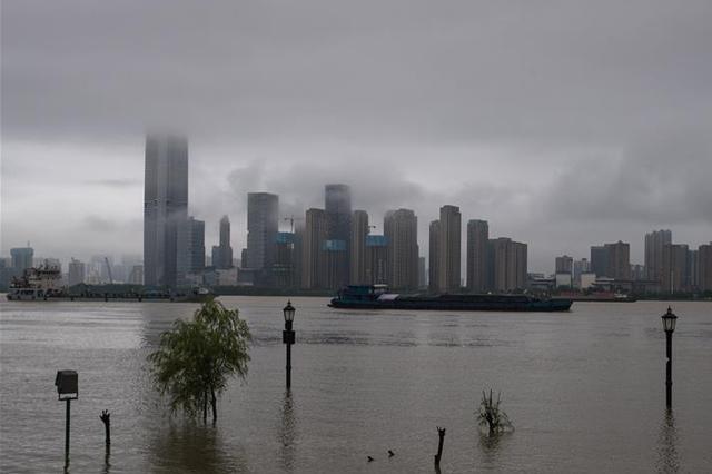 多地河网水位超警 江苏启动长江防汛Ⅳ级应急响应