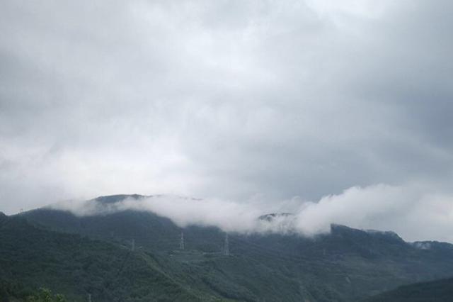 9日白天沿江和苏南地区多云到阴有阵雨或雷雨