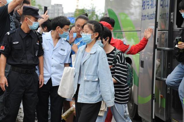 江苏2020年高考结束 将于7月25日向社会公布考生成绩