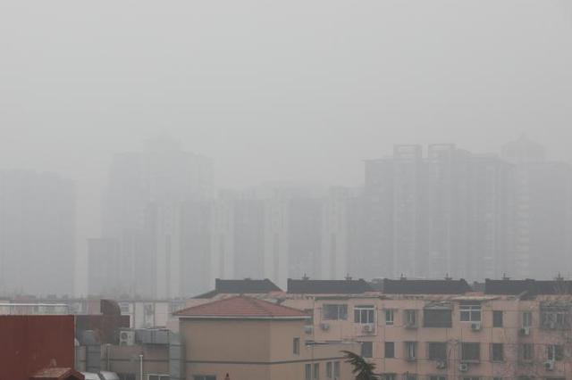 """空气质量连续下滑 江苏7个国控站点""""点位长""""被约谈"""