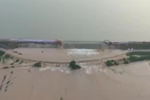 江苏一天升级两个洪水预警 南京启动Ⅰ级应急响应